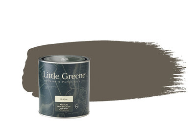 Little Greene Grey Moss Verf (234)