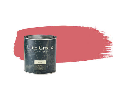 Little Greene Verf Carmine (189)