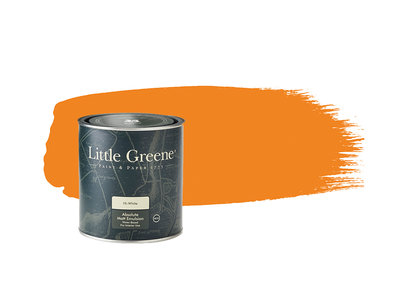 Little Greene Verf Marigold (209)