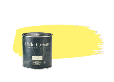 Little Greene Verf Lemon Mivvi (195)