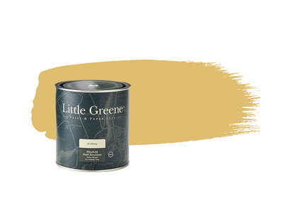 Little Greene Verf Light Gold (53)