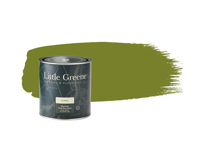 Little Greene Verf Citrine (71)