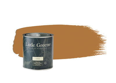 Little Greene Verf Middle Buff (122)