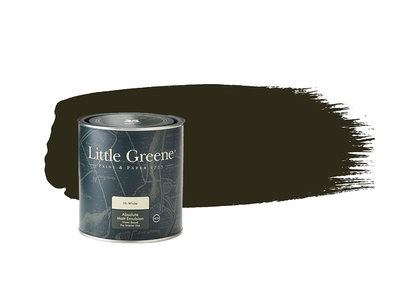 Little Greene Verf Invisible Green (56)