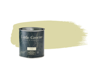Little Greene Verf Olive Oil (83)