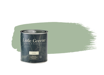 Little Greene Verf Aquamarine (138)