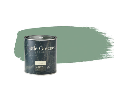 Little Greene Verf Aquamarine Deep (198)