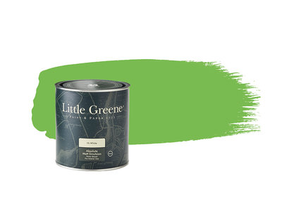 Little Greene Verf Phthalo Green (199)