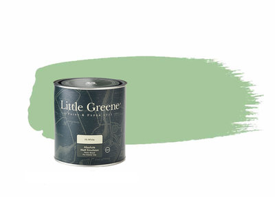 Little Greene Verf Spearmint (202)