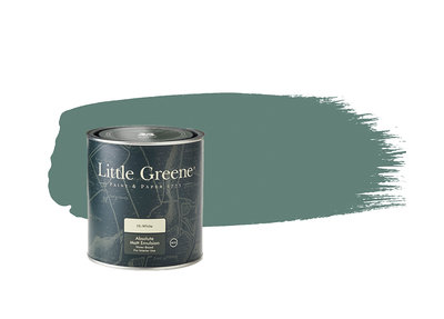 Little Greene Verf Pleat (280)