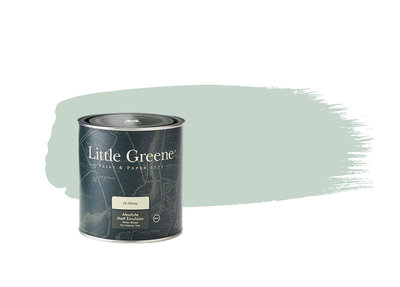 Little Greene Verf Aquamarine Mid (284)