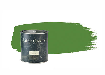 Little Greene Verf Sage & Onions (288)