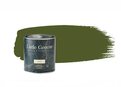 Little Greene Verf Jewel Beetle (303)