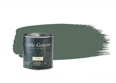 Little Greene Verf Ho Ho Green (305)