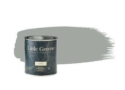 Little Greene Verf Bone China Blue (107)