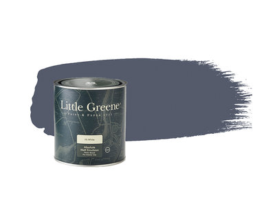 Little Greene Verf Juniper Ash (115)