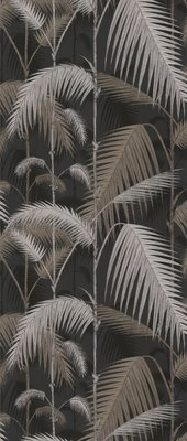 Palm Jungle Zwart x