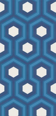 Cole and Son Hicks' Grand Behang