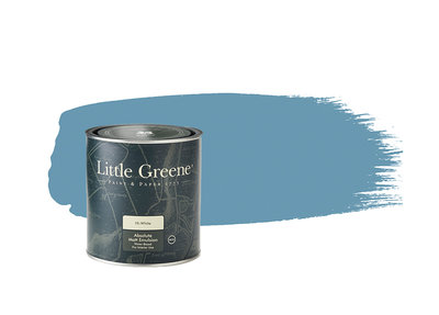 Little Greene Verf Blue Verditer (104)