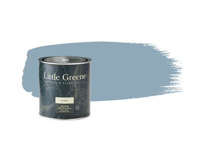 Little Greene Verf Grey Stone (276)