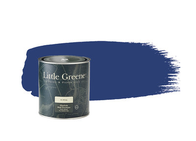Little Greene Verf Smalt (255)