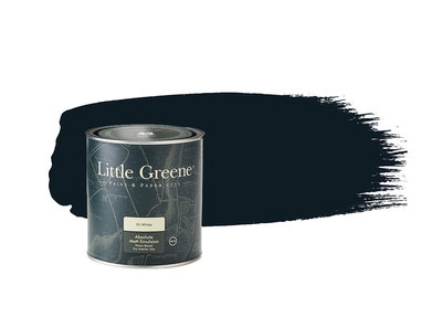 Little Greene Verf Basalt (221)