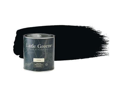 Little Greene Verf Jack Black (119)