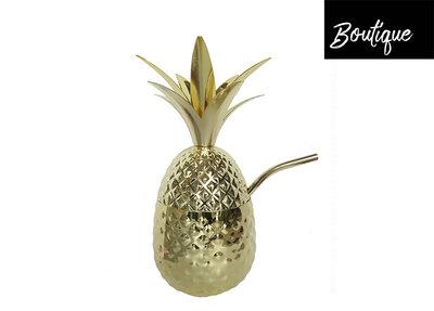 Gouden Ananas Tumbler Large