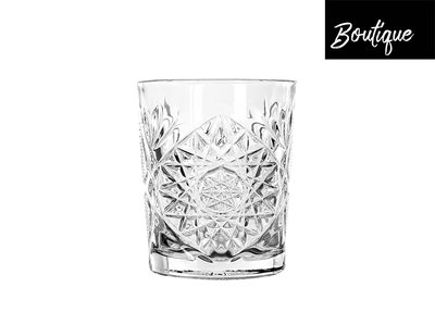 Libbey Hobstar Glas D.O.F. 355 ml - set van 4