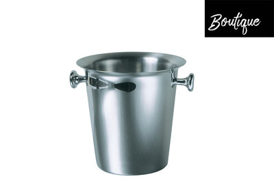 Luxe Ice Bucket RVS