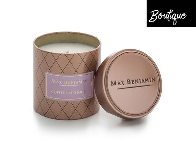Max Benjamin Coffee Geurkaars Coffee Patchouli