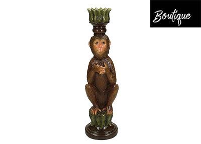 Luxe Aap Kandelaar Monkey