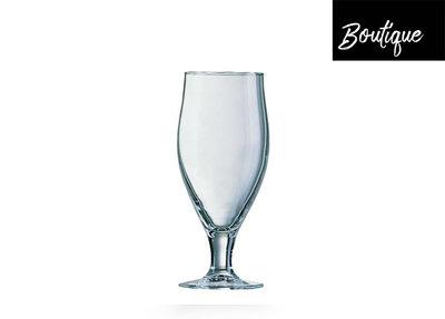 Glazen Bierglas 32 cl - set van 4
