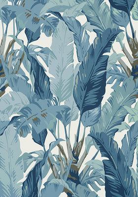 Thibaut Travelers Palm Behang 28