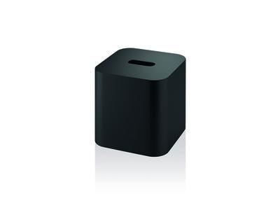 Decor Walther Tissue Box Black Stone KBQ