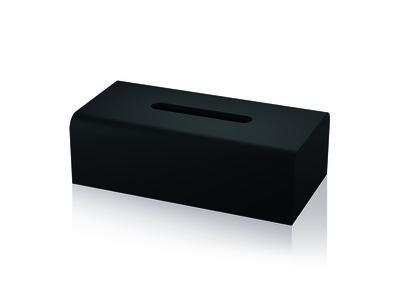 Decor Walther Tissue Box Black Stone KB