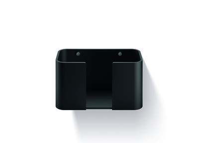 Decor Walther Paper Towel Holder Black Stone