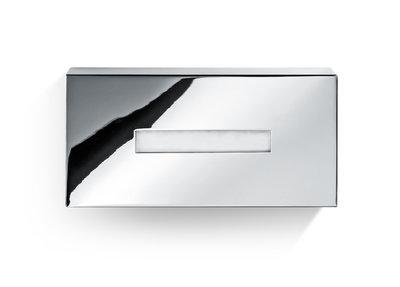 Chromen tissue box luxe badkameraccessoires decor walther dealer luxury by nature amsterdam 2