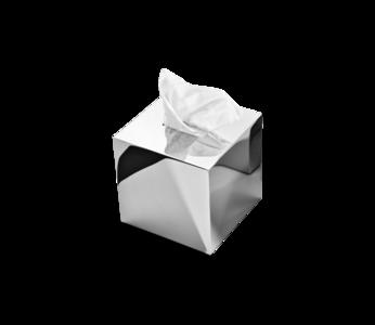 decor walther tissue box kb 83  chroom   0845600 KB 83
