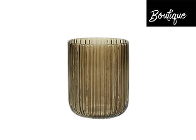 Canise Drinkbeker Glas Amber Luxury By Nature Boutique