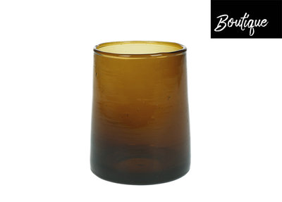 Waterglas Amber Mira Luxury By Nature Boutique