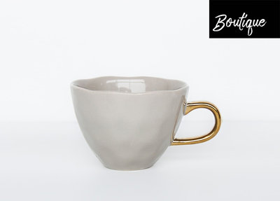 Gray Morn Mok Gouden Oortje Luxury By Nature Boutique
