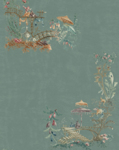 Mind the Gap Chinoiserie Behang The TransylvanianManor Behang Collectie WP20437