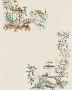 Mind the Gap Chinoiserie Behang The Transylvanian Manor Behang Collectie WP20464
