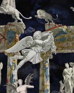 Mind the Gap Tales Of Mythology Behang