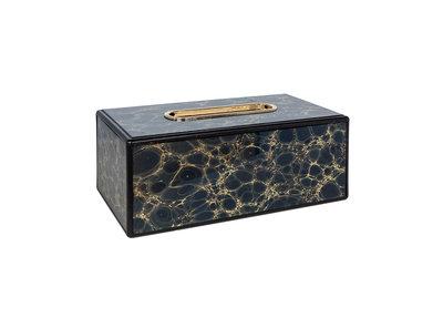 Luxe Tissuebox Agaat Rechthoekig Luxury By Nature