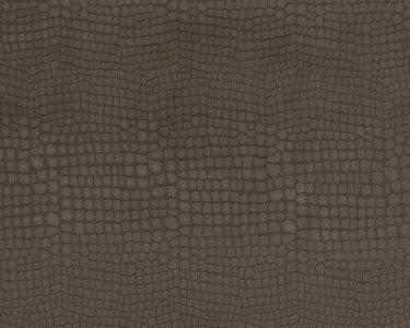 Behang Dutch Wall Textile Co. Jungle DWC_10001_77 Krokodil fluweel Luxury By Nature