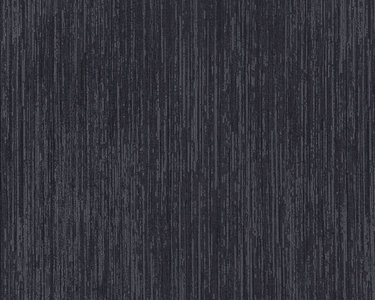 Dutch Walltextile Company Birch 20 Behang Midnight Black