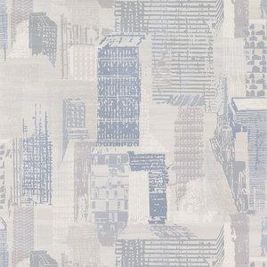 Jane Churchill Cityscape Behang J171W-03