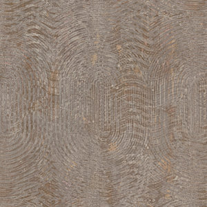 Casamance Nickel Behang Copper Behang Collectie 73480271